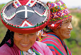 Locan Andean People - Peru - Collette