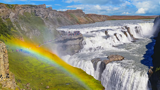 gullfosswaterfall
