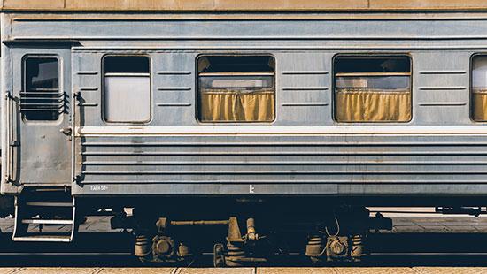 train oldfashioned