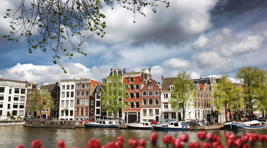 Amsterdam River Cruise