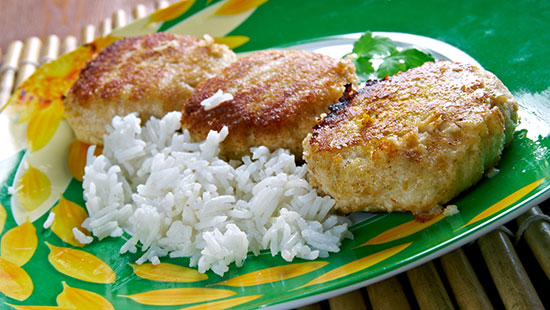 barbados fishcakes