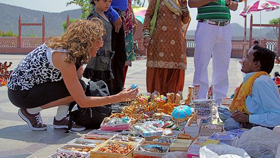 jaipur street market
