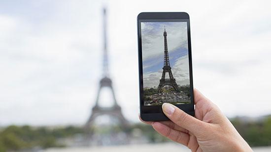EiffelTowerPhone