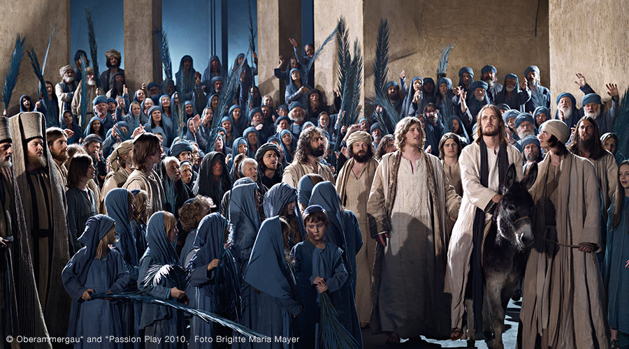 Oberammergau Passion Play Photo