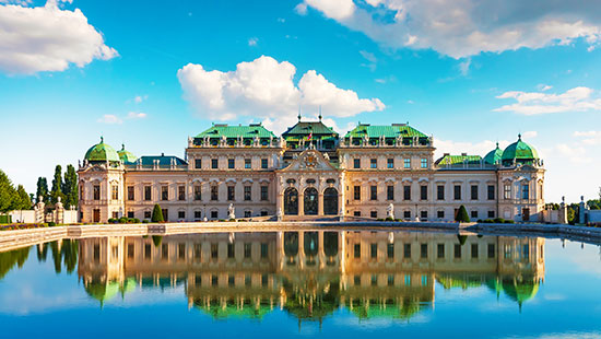 austria belvedere palace