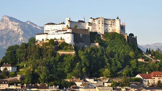austria hohensalzburg castle