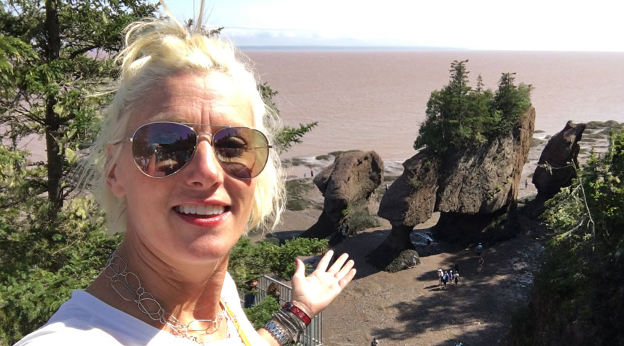 Hopewell Rocks Mia