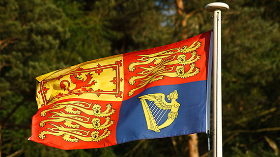 uk british royal standard