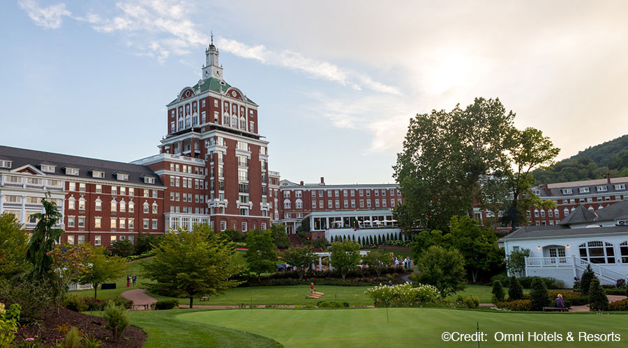 Omni Homestead Resort blog