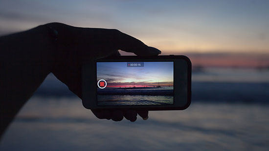 phonevideo ocean