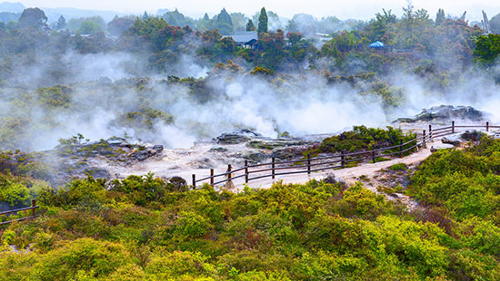 new zealand thermal park