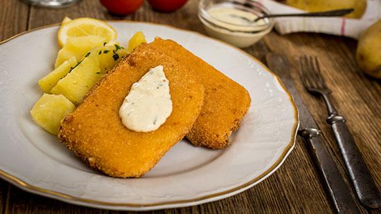 czech fried cheese
