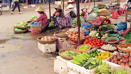 local foods market