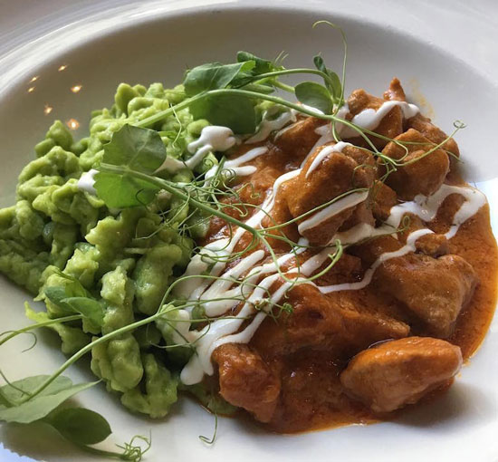 New York Cafe   Hungarian cuisine