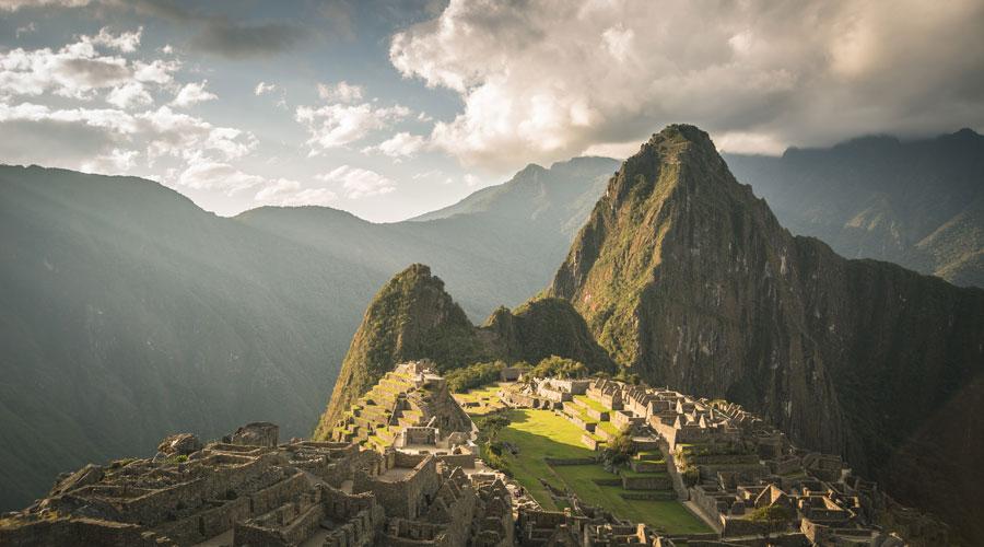 Machu Picchu Peru 160272460 AdobeStockRF RF