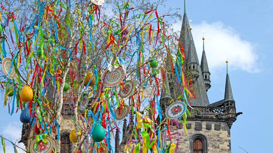 Easter Tree Czech Republic