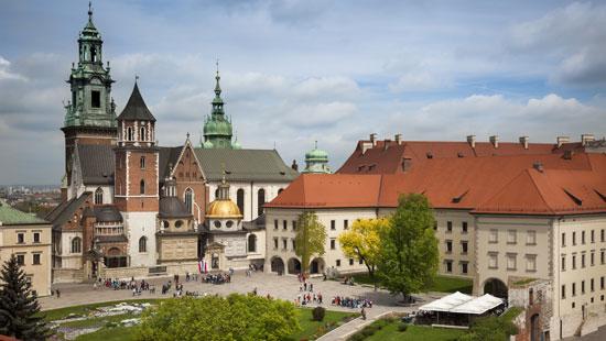 Wawel Castle Poland