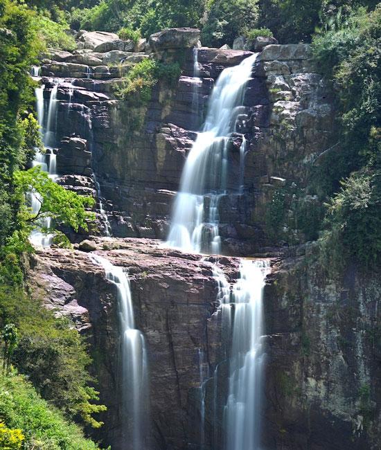 6Ramboda Falls Sri lanka