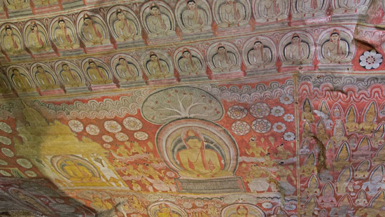 9Dambulla Cave Temple Sri Lanka