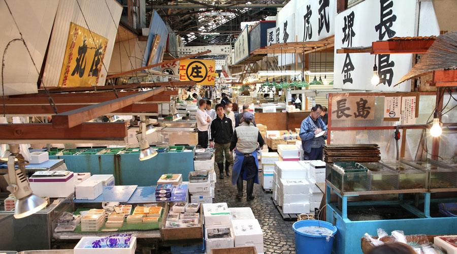 Market Tokyo