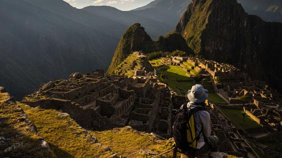 Visiting Peru