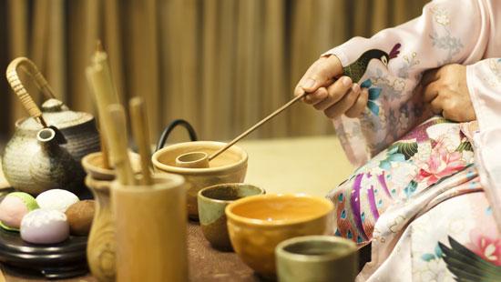 Japanese Tea Ceremony 1