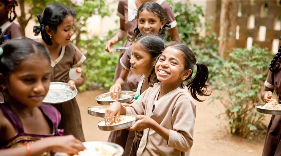 Feeding Children in India