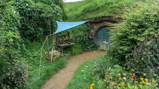 Hobbit New Zealand