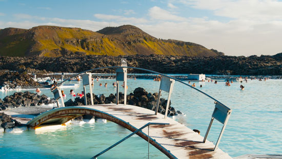 Geothermal Pools Iceland