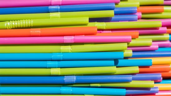 Plastic Straw Recycling