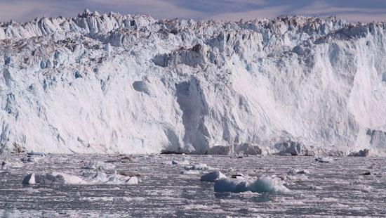 Eqip Sermia Glacier Greenland