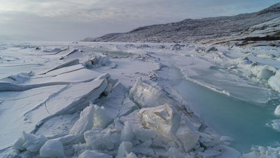 kangerlussuaq Fjord