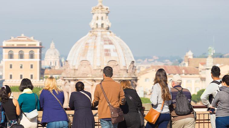 Rome Shrines of Italy