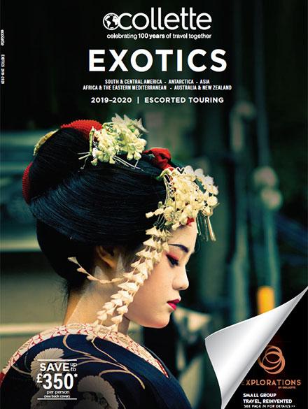 19 exotics uk