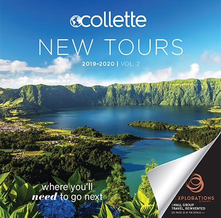 Travel Brochures | Collette Travel Tour Brochures