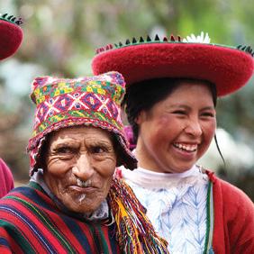 Andean Village 3245