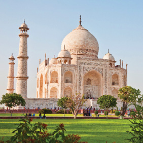 Taj Mahal AdobeStock 33250355