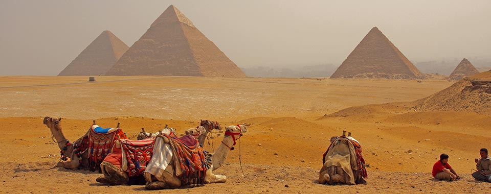 Travel to Egypt. Explore our Treasures of the Nile vacation package.