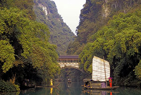 Yangtze Gorges - China
