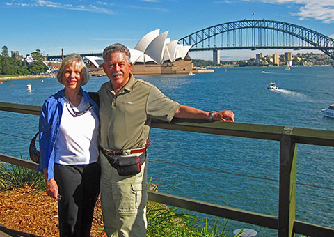 Sydney Passengers - Australia - Collette
