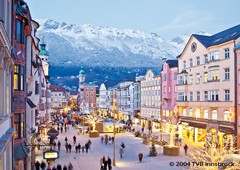 Innsbruck Christmas - Collette