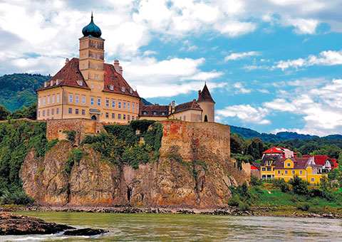 Schonbuhel Castle Danube - Collette