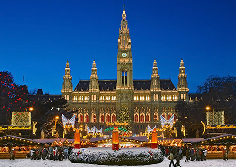 Vienna Christmas - Collette