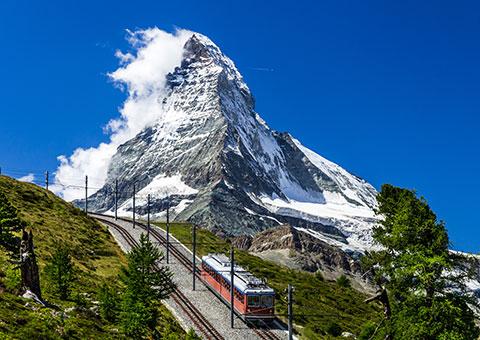 Matterhorn, landscape - Collette