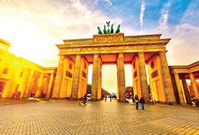 Brandenburg Gate - Collette
