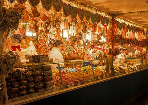 Nuremberg Christmas Market - Collette