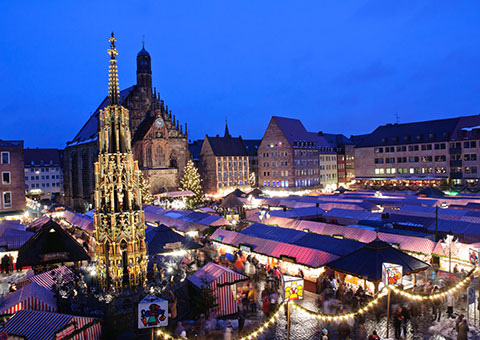 Nuremberg Christmas - Collette
