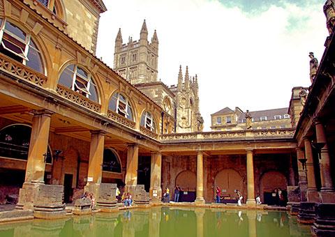 Roman Bath - Collette