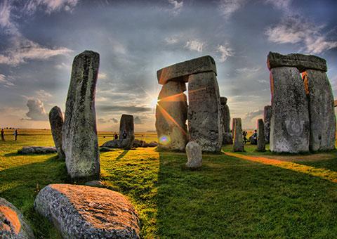 Stonehenge - Collette