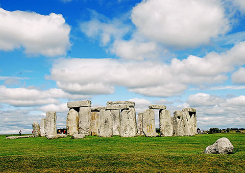 Stonehenge - Collette